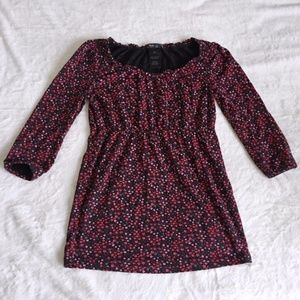 4/$15 Style & Co Petite Floral Pink Blouse